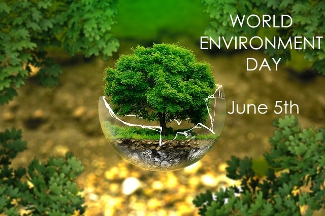 <p>There won't be anything beautiful left if we don't conserve our environment. Let's do the little things to make our lives joyfull. World Environment Day, June 5th.</p>…