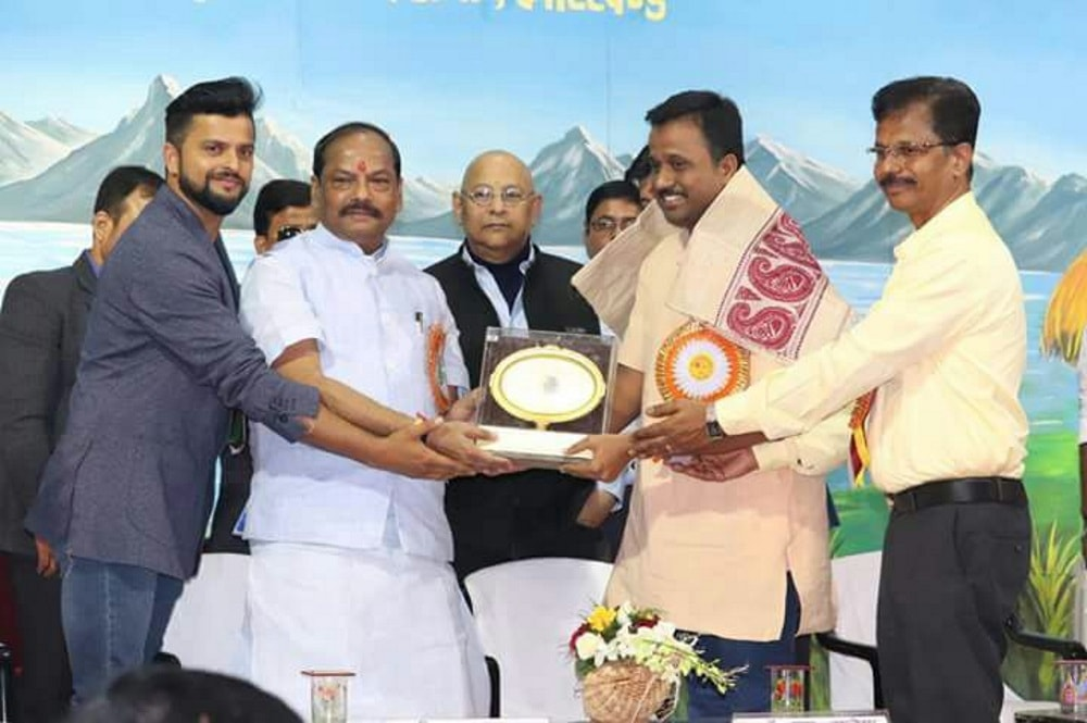 <p> </p> <p>For the year 2017, Prof. Gopinath R of Bengaluru was conferred Yashwantrao Kelkar Award by the Chief Minister Raghubar Das. Gopinath R. was instrumental in establishing…