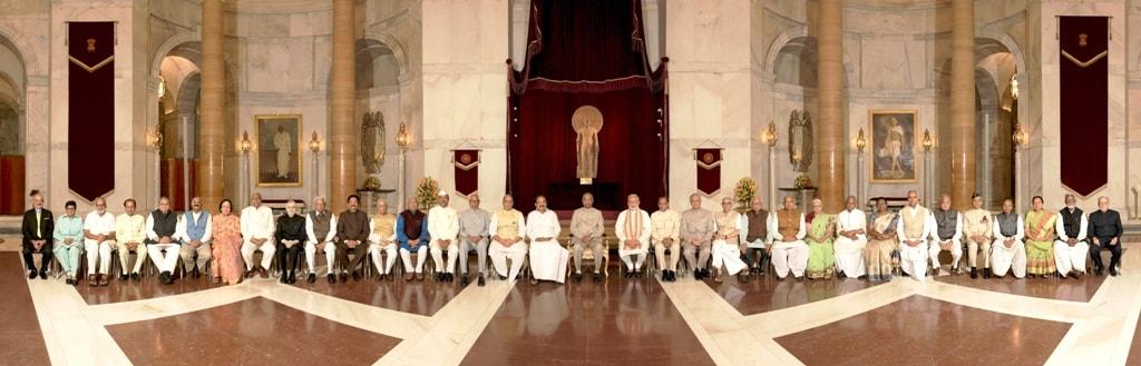 <p>माननीया राज्यपाल श्रीमती द्रौपदी मुर्मू राष्ट्रपति भवन, नई दिल्ली में विभिन्न राज्यों के राज्यपालों व केन्द्रषासित प्रदेषों के उप राज्यपालों के दो दिवसीय 49वें सम्मेलन में सम्मिलित…