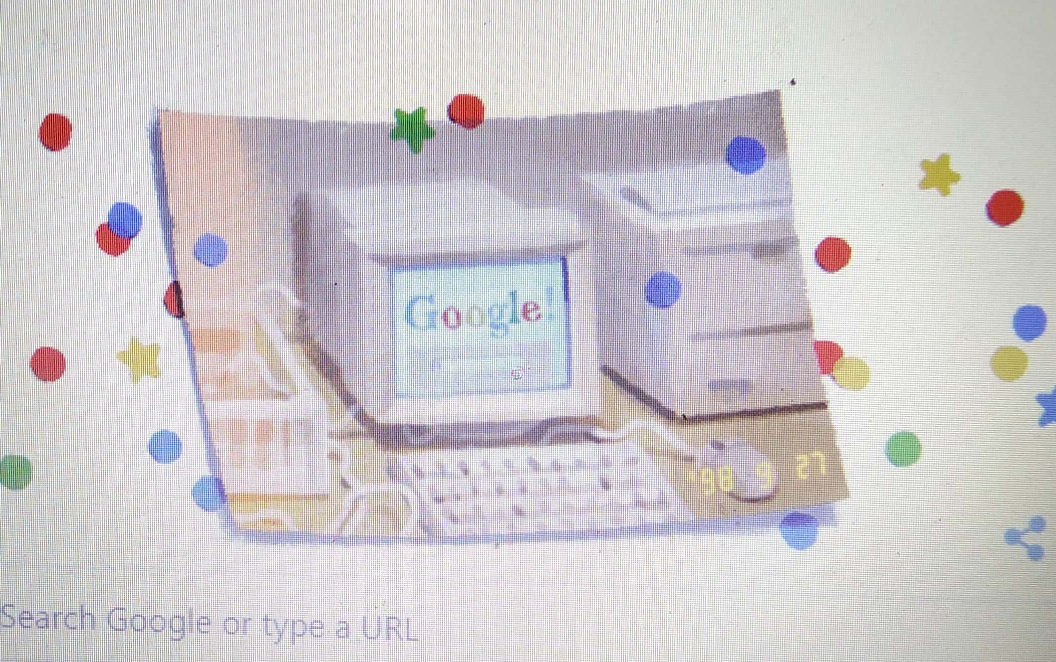 <p>On Friday search giant Google turned 21. On the occasion, it marked the event by carrying a special doodle that shows a 90s era desktop computer flashing its old logo on the screen.</p>…