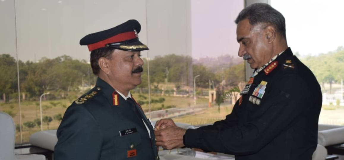 <p>Col SK Singh gets awarded.</p> <p>On Jan 1,2021, Col SK Singh, who hails from Bihar and served the Army in Jharkhand, was called by Army Commander , South Western Command and awarded…