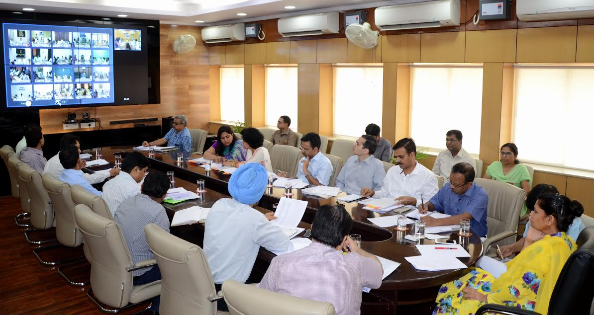 <p>On the occasion of the World Vision India,the state level campaign was launched with Governor Draupadi Murmu addressing top officials in Jharkhand.and told them to activise process…