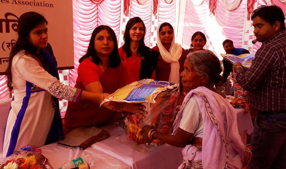 <p>On Sunday JIASOWA organised a health camp at Leper colony Jagannathpur. 528 persons were clinically examined and were provided free medicines. All 180 households were provided a…