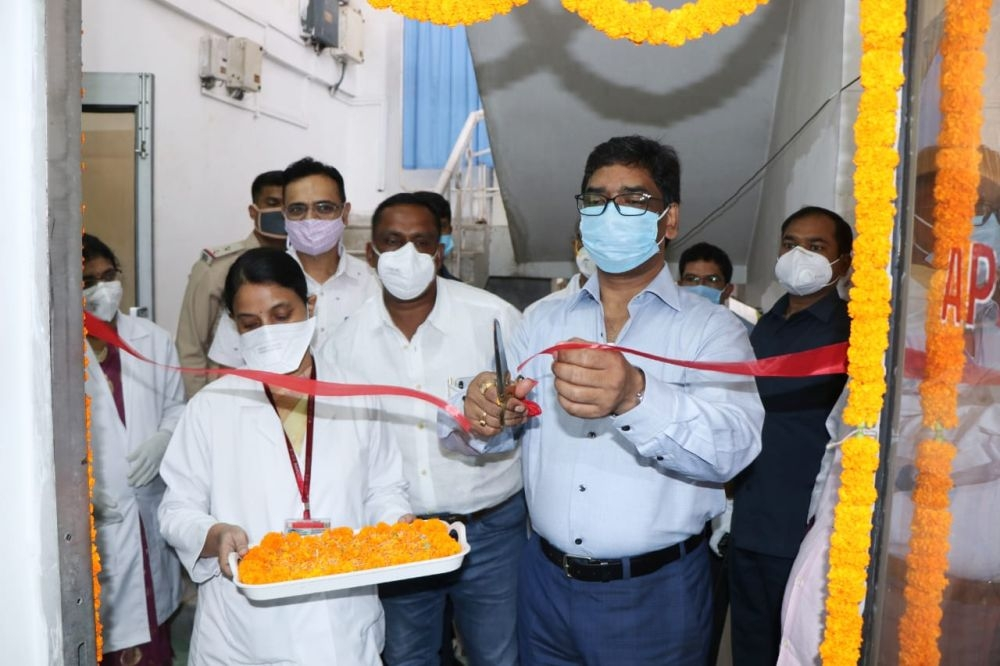 <p>CM Hemant Soren has inaugurated Plasma Therapy for COVID-19 patients at RIMS Hospital in Ranchi. This means that anybody who suffered from Coronavirus disease and got cured can…