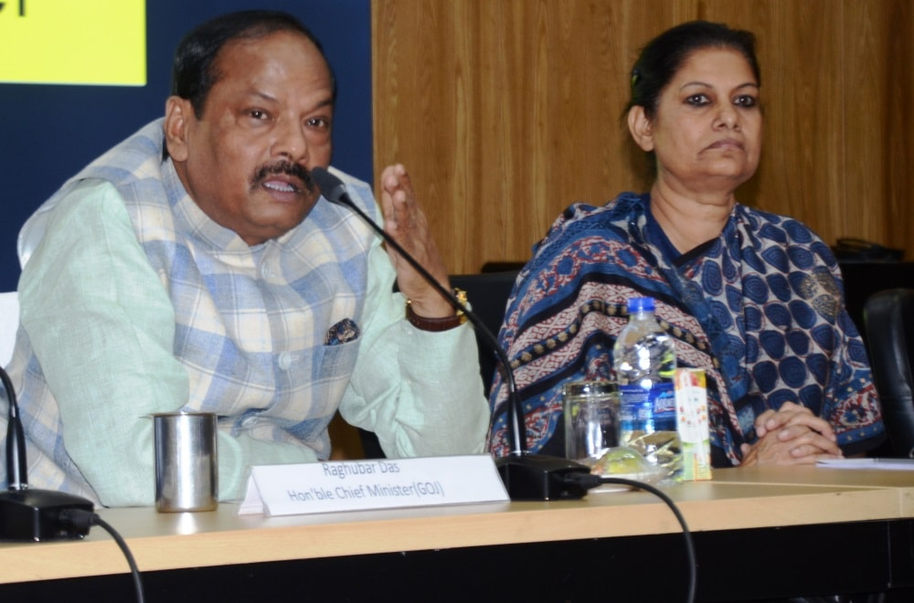 <p>Chief Minister Raghubar Das has directed the Chief Secretary of the State, Rajbala Verma to take strict action against Shell Companies . The Chief Minister said that there is no…