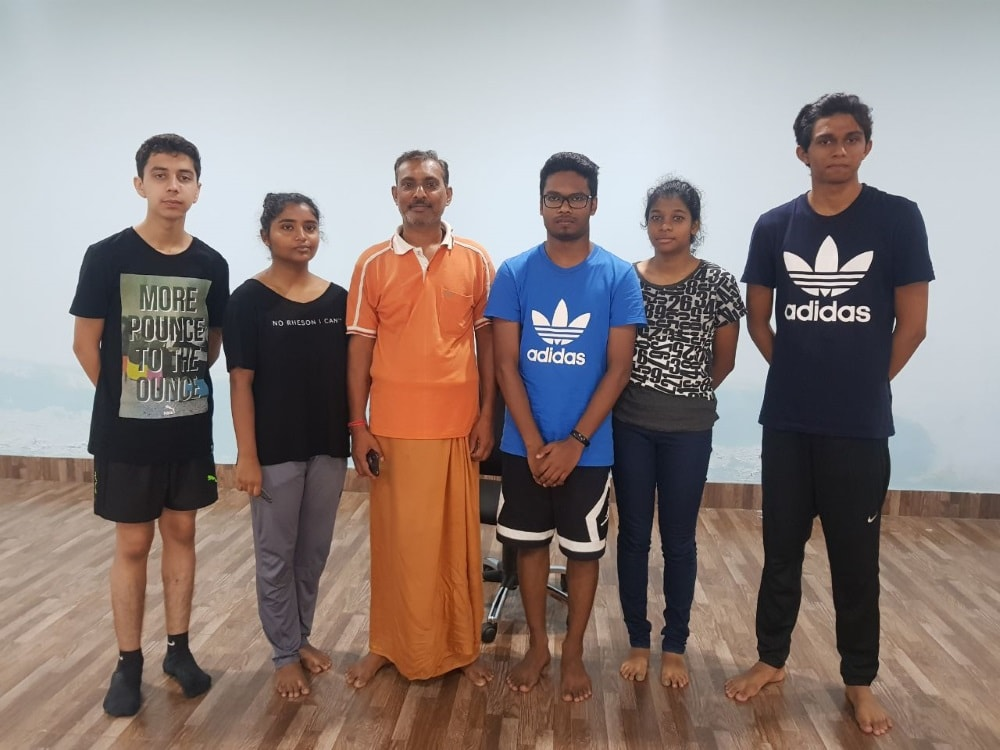 <p>St.Xavier's school students who were trained by Swami Muktirath are slated to go to Estonia in Russia where they are supposed to provide knowledge to representatives of 21 countries…
