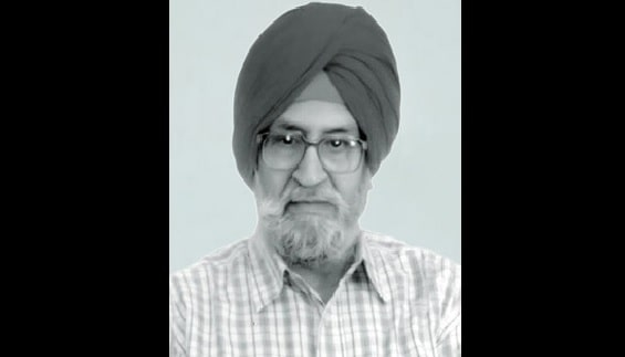 <p>Air Staff, Mr Dhanoa's father (Dhanoa senior, the retired IAS officer) passed away yesterday in Delhi.</p>