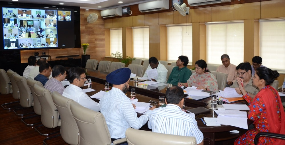<p>By holding video conference,Chief Secretary Rajbala Verma reviewed development works of different departments and directed Deputy Commissioners to expedite implementation process…