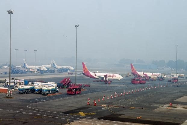 <p>PIB Civil Aviation (@Pib_MoCA) Tweeted:More than Rs. 17.7 thousand Crore spent by Government on Airport infrastructure in last 5 years. 'In-principle' approval…