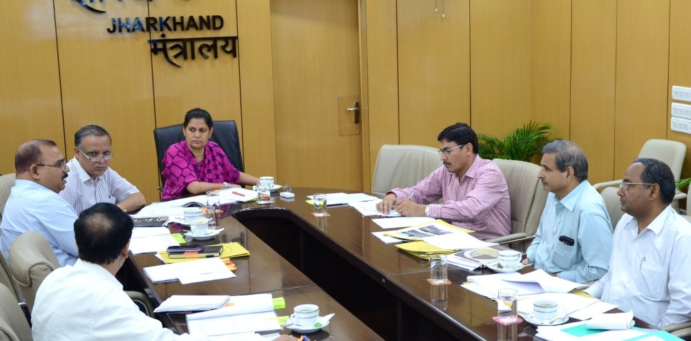 <p>Chief Secretary Rajbala Verma in a review meeting today, directed the concerned offices to strictly enforce traffic rules and curb over-speeding so that the city roads become safe…
