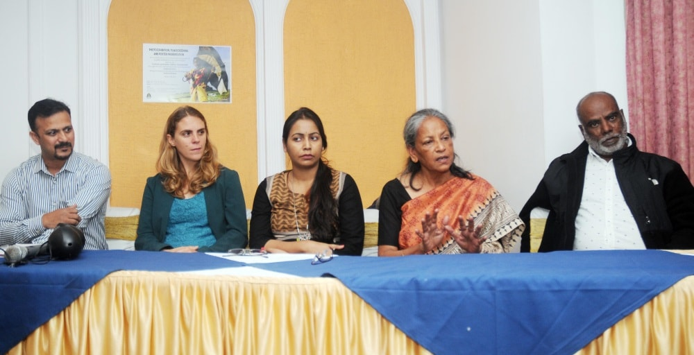 <p>EKJUT, a Ranchi based NGO is celebrating its 15 years' journey by organising Photo Exhibition, Film Screening and Poster Presentationat Fr. C. De Brower Hall,…