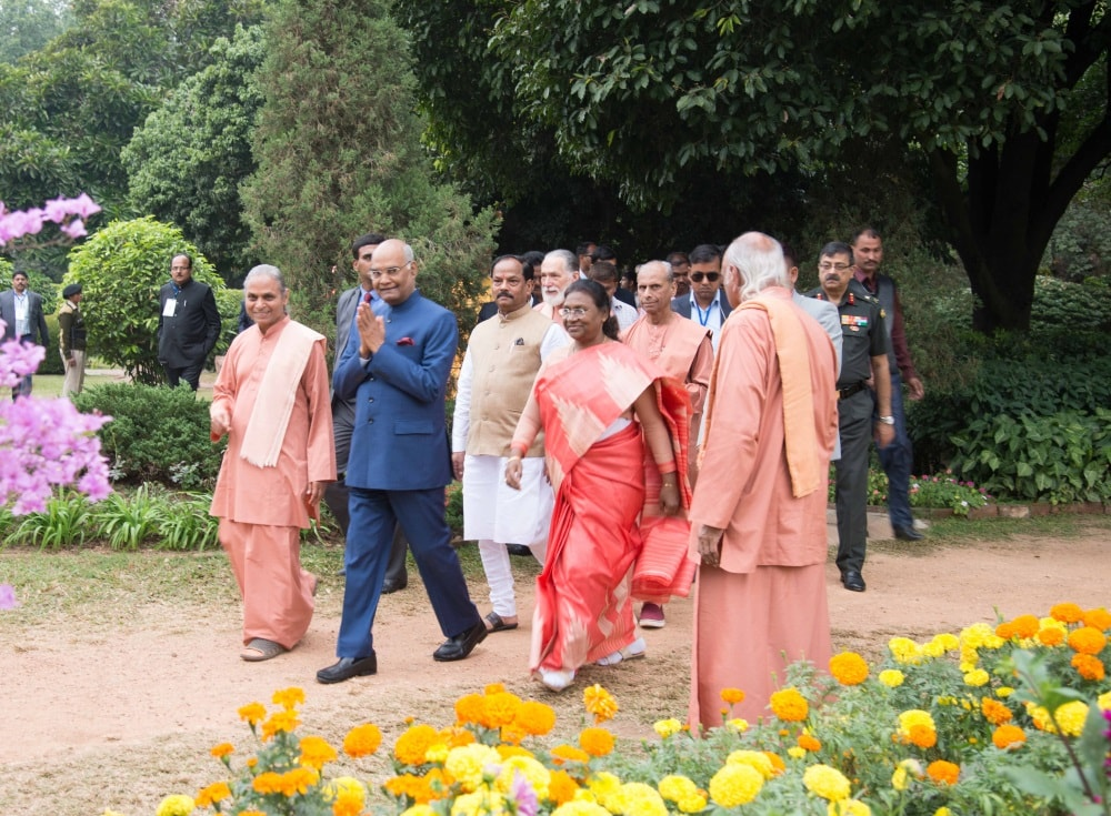 <p>President of India Ram Nath Kovind visited  Ranchi based Yogoda Satsanga Society of India(YSS) and inaugurated its centenary celebrations.The YSS was founded…