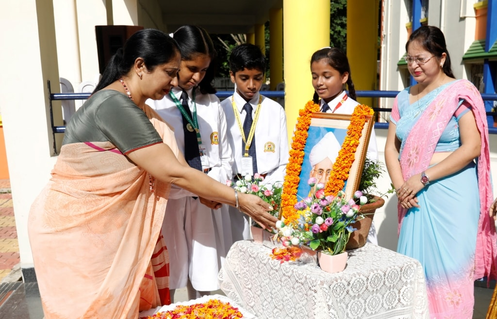 <p>Students of SBPS, Mahilong, celebrated teachers day and honoured the selfless contribution of the teachers. The students organised a cultural programme and a special assembly was…