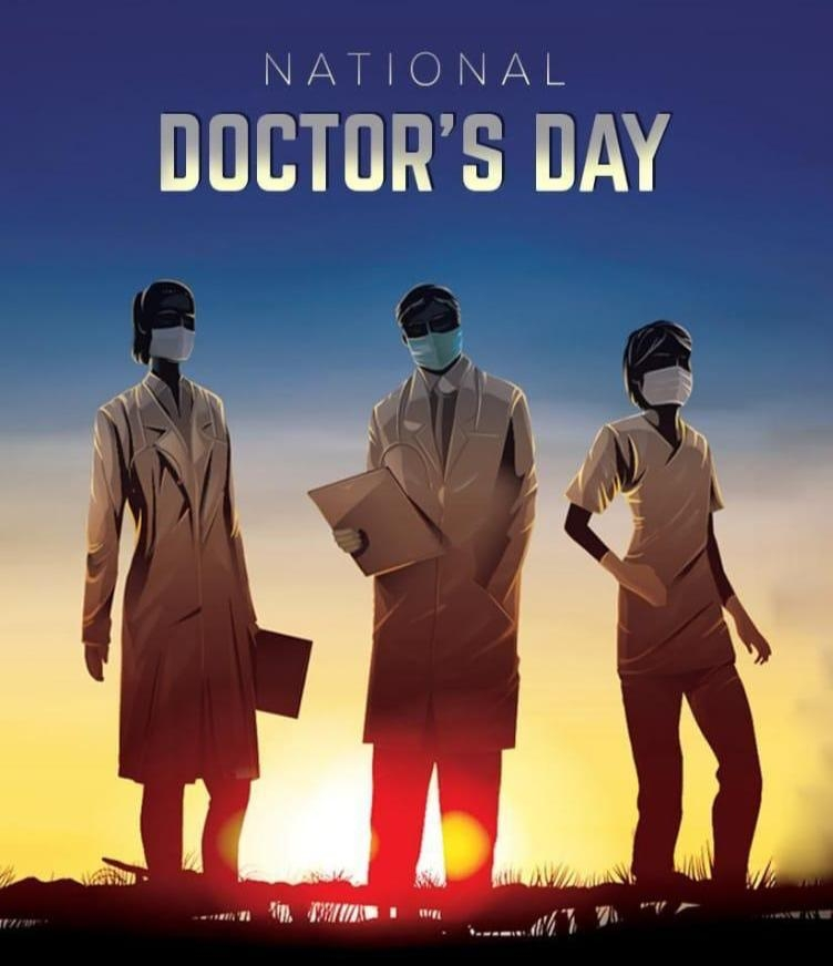 <p>www.jharkhandstatenews.com salutes life savers- doctors on the annual Doctor's Day. Editor</p>