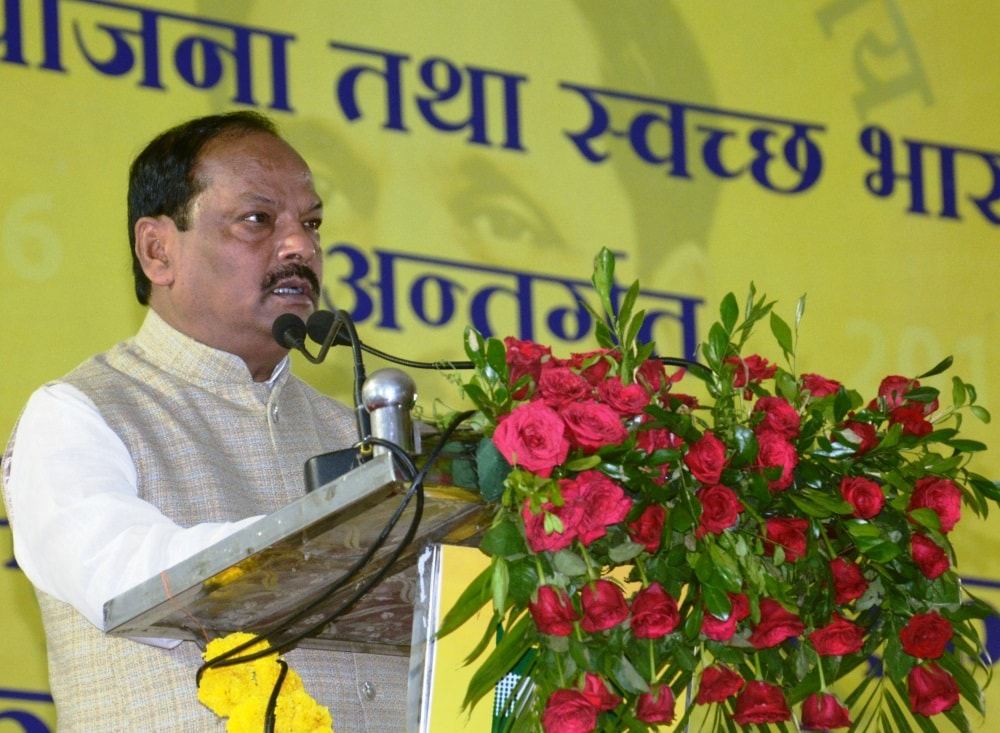 <p>There will be no poor or homeless in Jharkhand by 2020 -Chief Minister Raghubar Das</p>