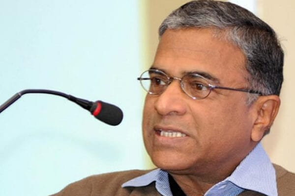 <p>In RS Deputy Chairman election, Harivansh Narayan Singh wins by securing 125 votes whereas his rival of the Congress party, Hariprasad gets 105 votes.</p>