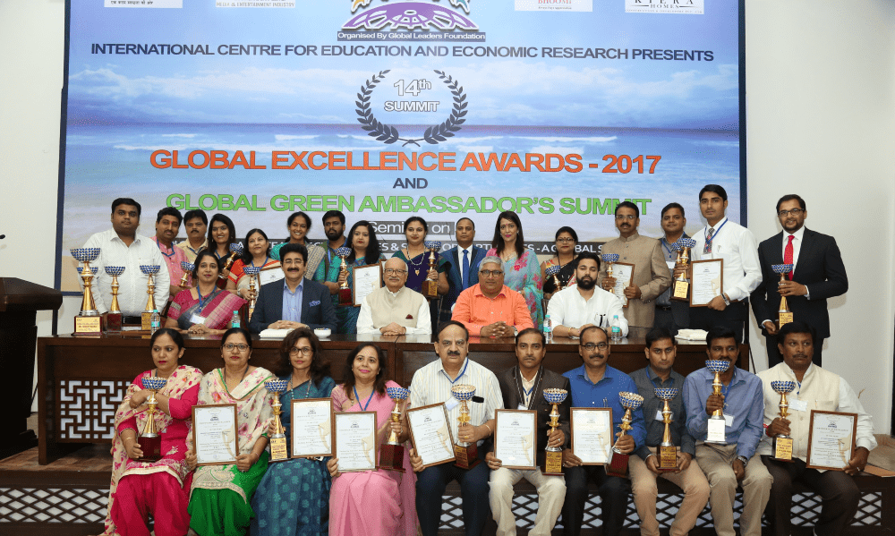<p>Global Leader Foundation, New Delhi, bestowed the 'Best School – Academic Excellence and Human Values' award upon Sarala Birla Public School, Ranchi on 4th October,…