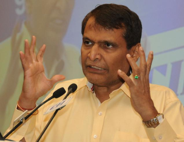 <p>Railway Minister Suresh Prabhu and minister Jayant Sinha today launched 4 major railway projects at Hatia railway station in Ranchi. Prabhu said Rs20083 crore worth investment was…