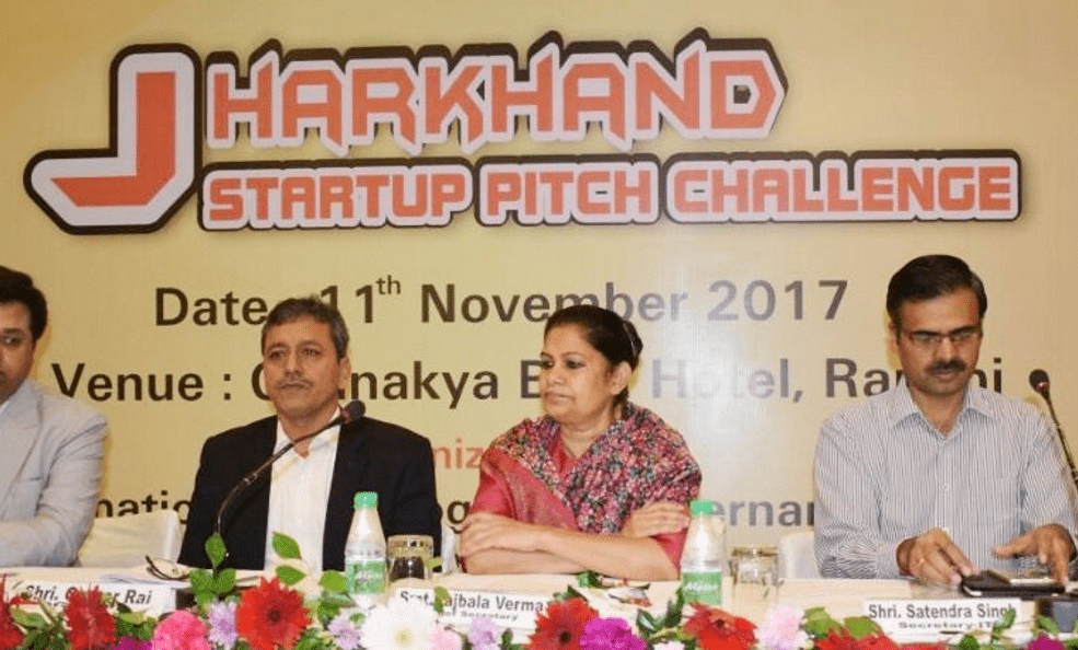 <p>A one-day workshop on 'Jharkhand Startup Pitch Challenge' was organised in Ranchi today. Speaking on the occasion CS Rajbala Verma said that Jharkhand has one of the…