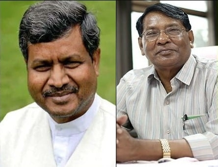 <p>Efforts to form Mahagathbhandan are on. Toward this end, the Congress state unit president Rameshwar Oraon, who is already connected with JMM, met JVM chief Babulal Marandi on Monday.…