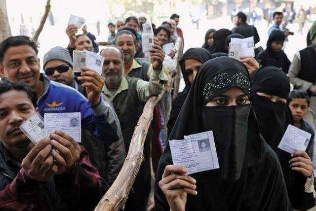 Muslim women made BJP gain land slide victory