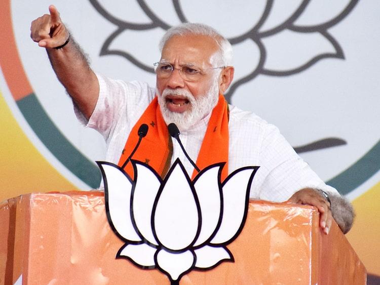 Modi puts English speaking elite politics Into dustbin