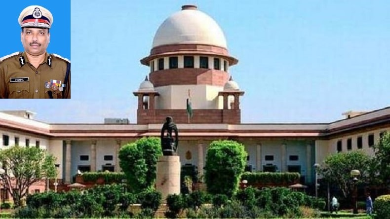 "SC yet to respond to PIL questioning appointment of ""Acting"" DGP MV Rao"