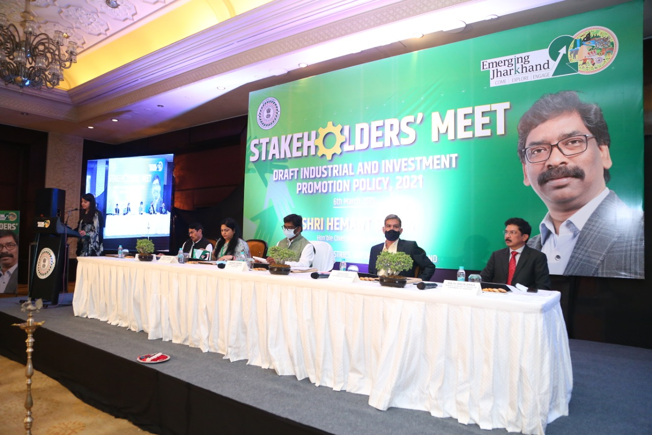 jharkhand-govt-holds-stakeholders-meet-in-delhi-seeking-investment
