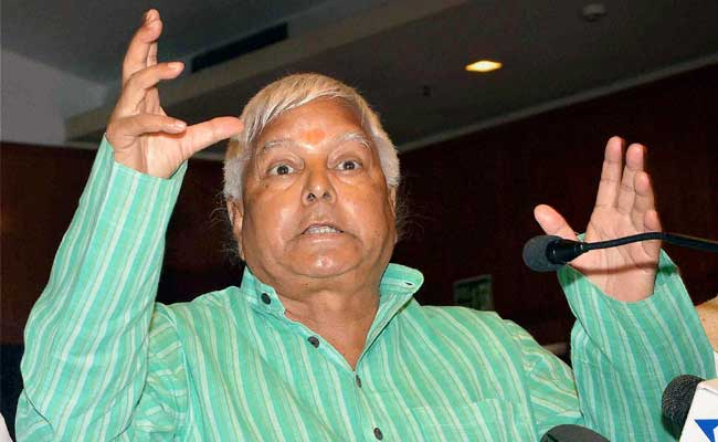 No relief for Lalu Yadav, JHC defers hearing on his bail plea