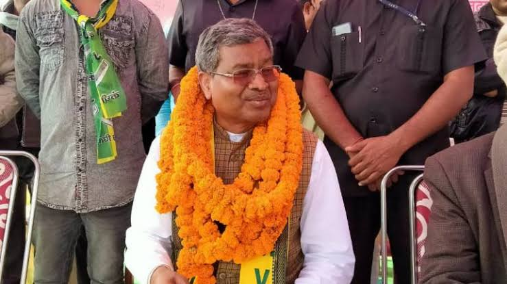 bjp-mlas-elect-babulal-marandi-as-leader-of-opposition