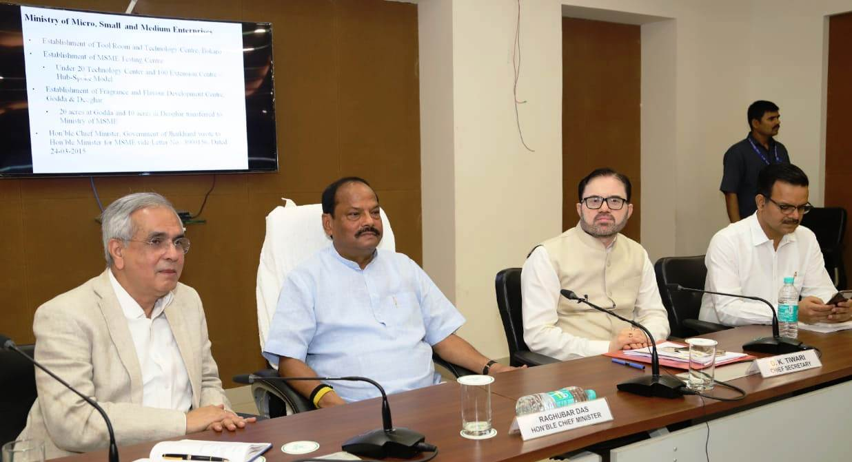 Govt is committed to the development of three crore people of the state - CM Das