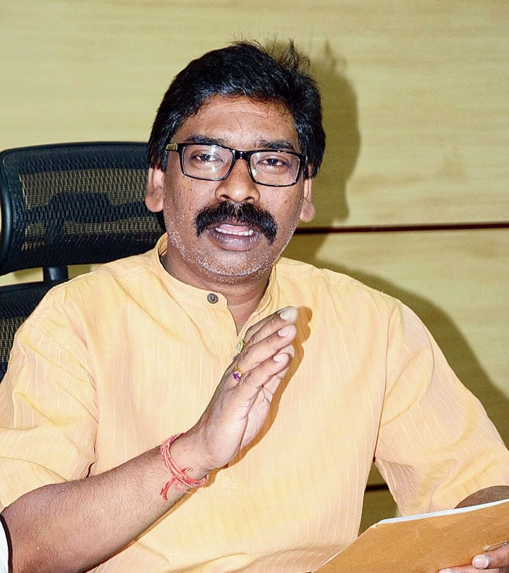 CM dispatches letter seeking cooperation from companies to vaccinate people in Jharkhand