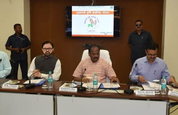 Next four months, state govts major activity to be on development work with special focus on farmers informs CM Das