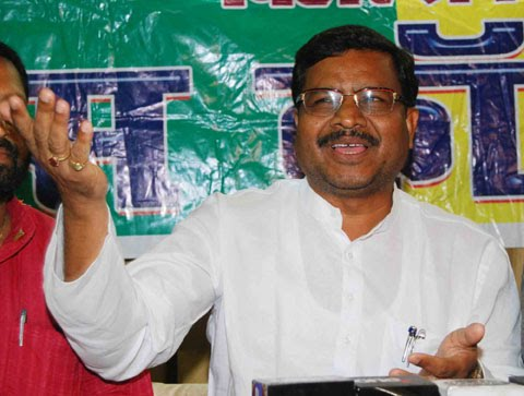 Marandi may join government in Jharkhand