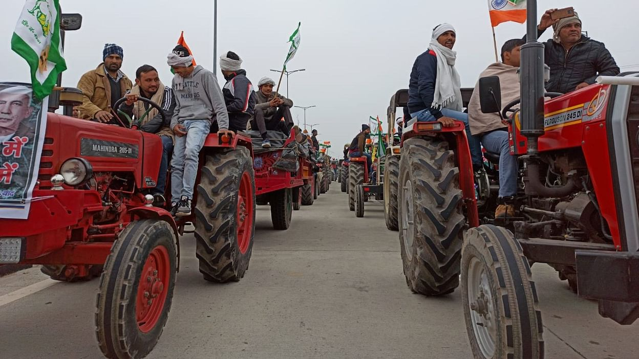 Tractor Terror: Lal Salam, what went wrong?