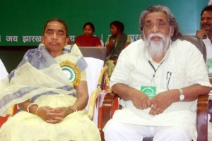 JMM to launch movement for 'Greater Jharkhand'