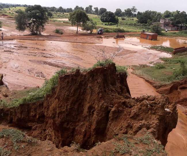 Probe whether Scamsters or Rats responsible for Konar dam collapse
