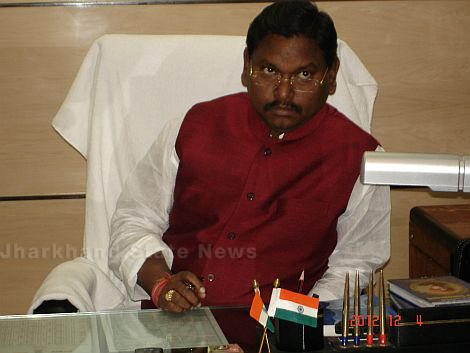 Jharkhand rich in minerals with poor people deserves special status:Munda