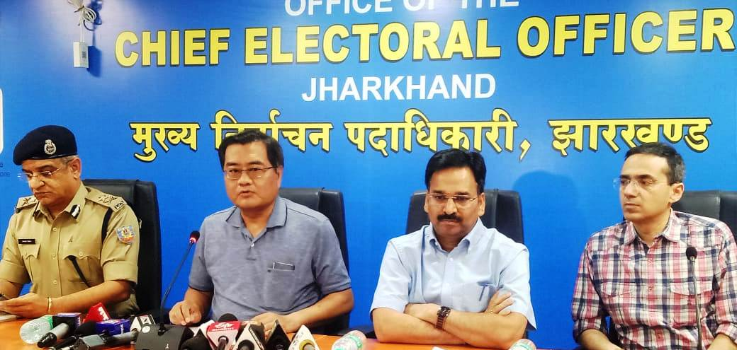 64.46 percent (tentative) voting in the third phase of elections in Jharkhand