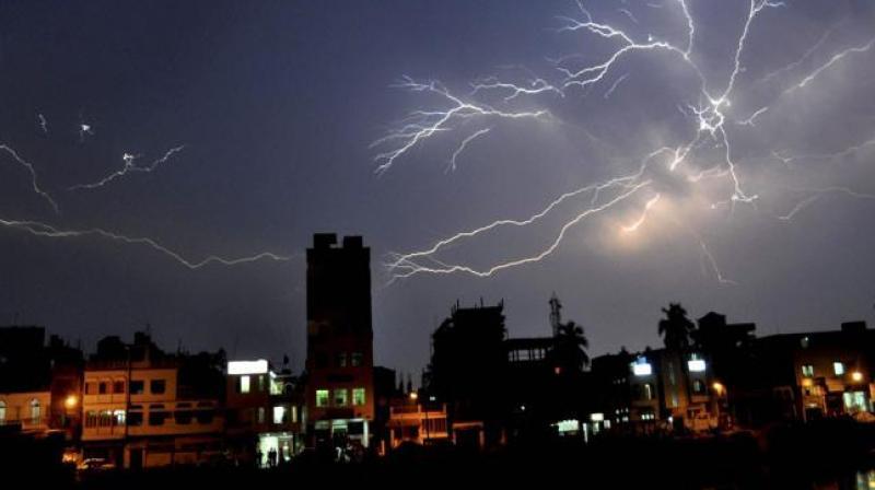 Prevent death,lightening scam in Jharkhand