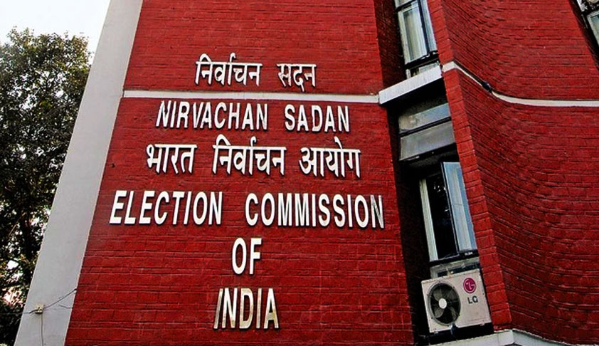 ECI begins work for 2019 general elections