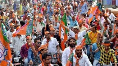 BJP's 581 km- long Jan Ashirwad Yatra begins in Santhal Pargana