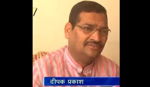 Deepak Prakash elevated as BJP president in Jharkhand