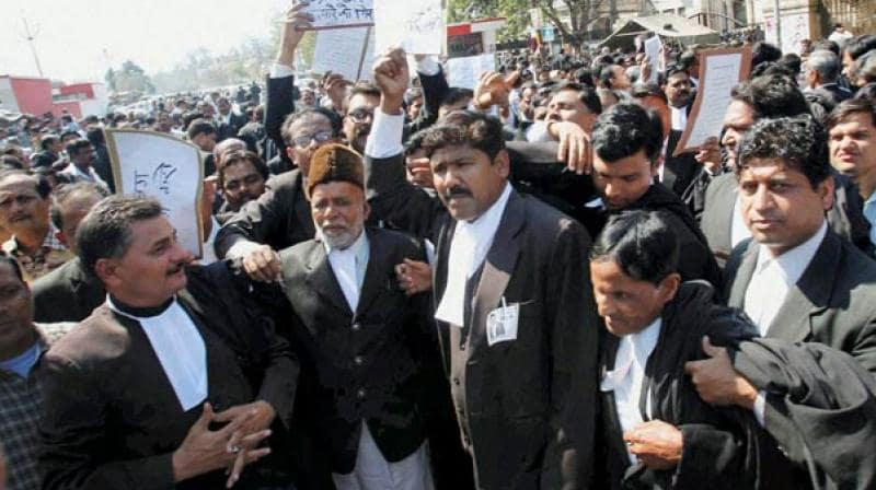 Now lawyers demand quota in judiciary