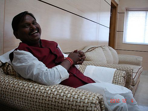 Two years in power,Munda takes Jharkhand forward,falls short of expectations