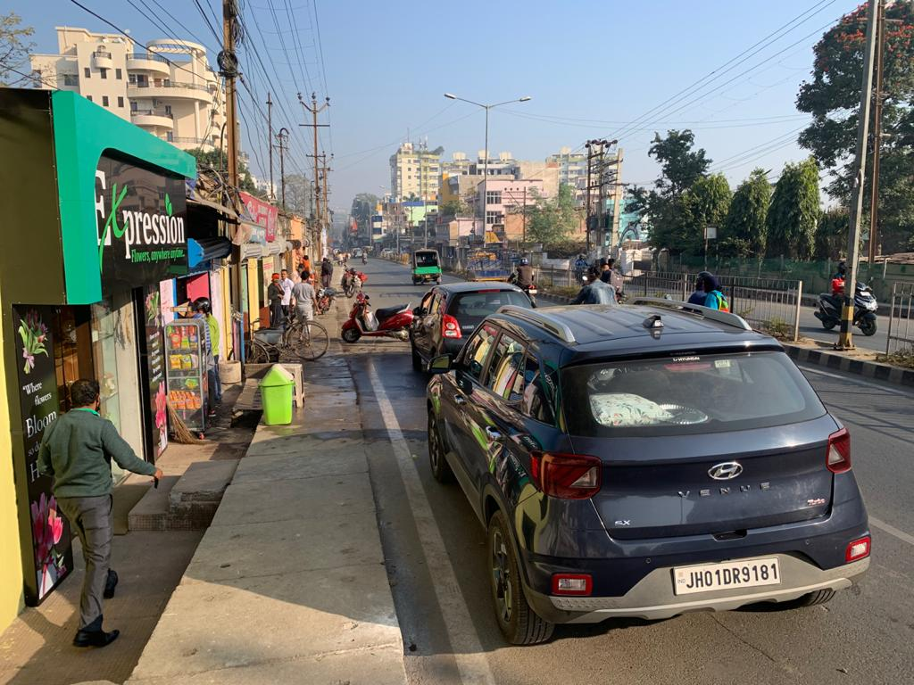 Bharat Bandh fails to elicit response during morning hours in Ranchi