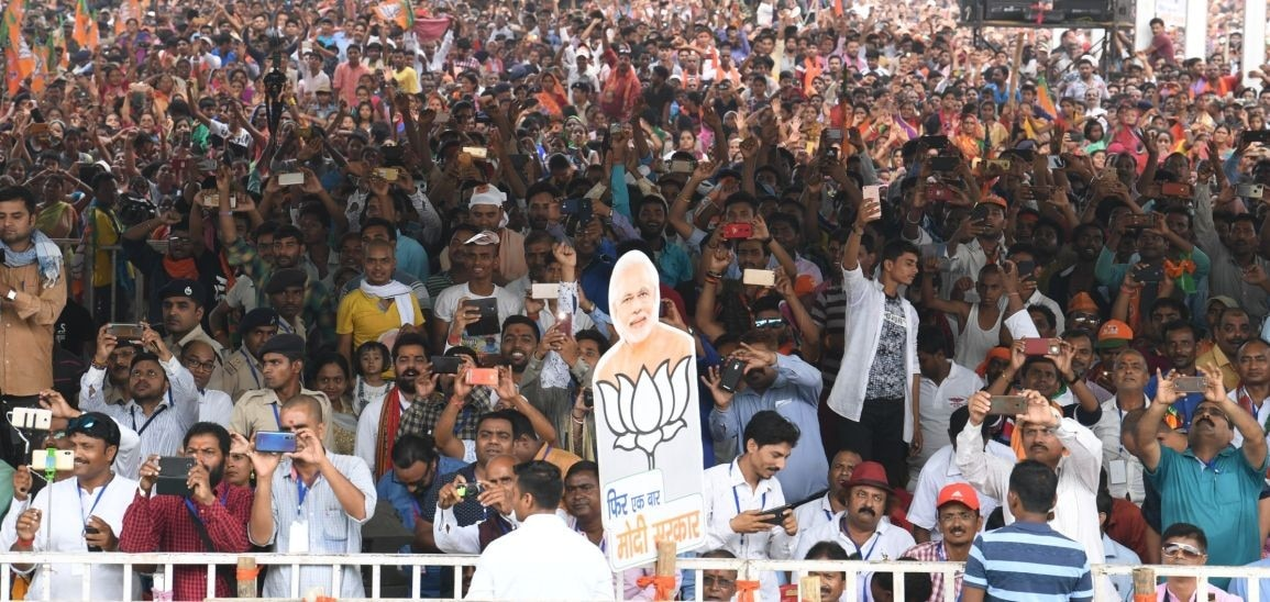 BJP plans to organise PM Modi's eight election rallies in tribal Jharkhand