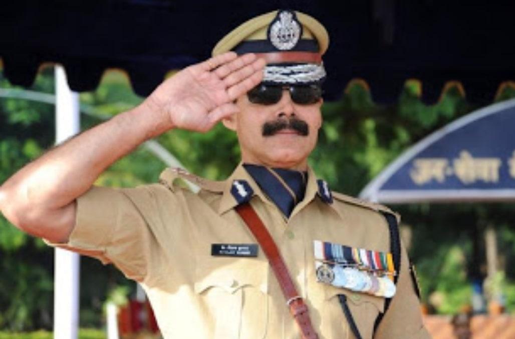 Modi govt appoints Vijay Kumar as J&K Lt. Governor