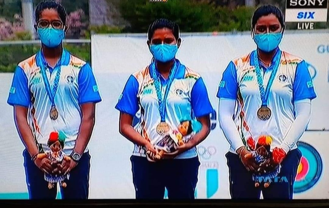 deepika-wins-archery-world-cup-in-guatemala