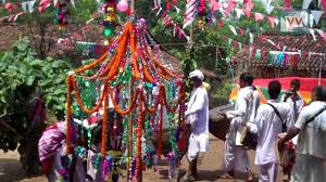Adivasis celebrate Karma festival in Jharkhand